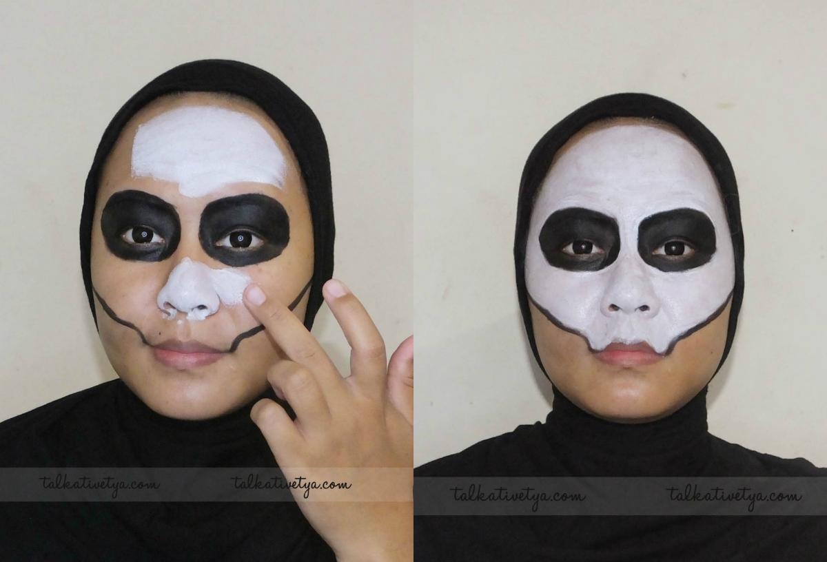 [TUTORIAL] Voodoo Witch Halloween makeup tutorial