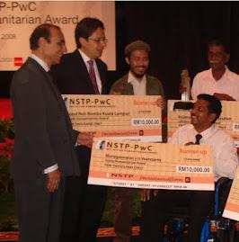 NSTP-PwC Malaysian Humanitarian Award