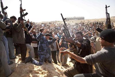 la proxima guerra tribus de libia se preparan para intervenir