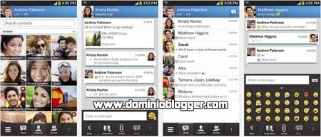 descarga BBM BlackBerry gratis para el iPhone y Android