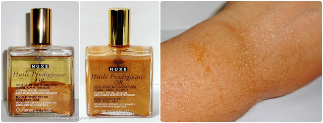 rubibeauty review opinion personal nuxe huile prodigieuse