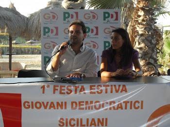 1° Festa Giovani Democratici Sicilia