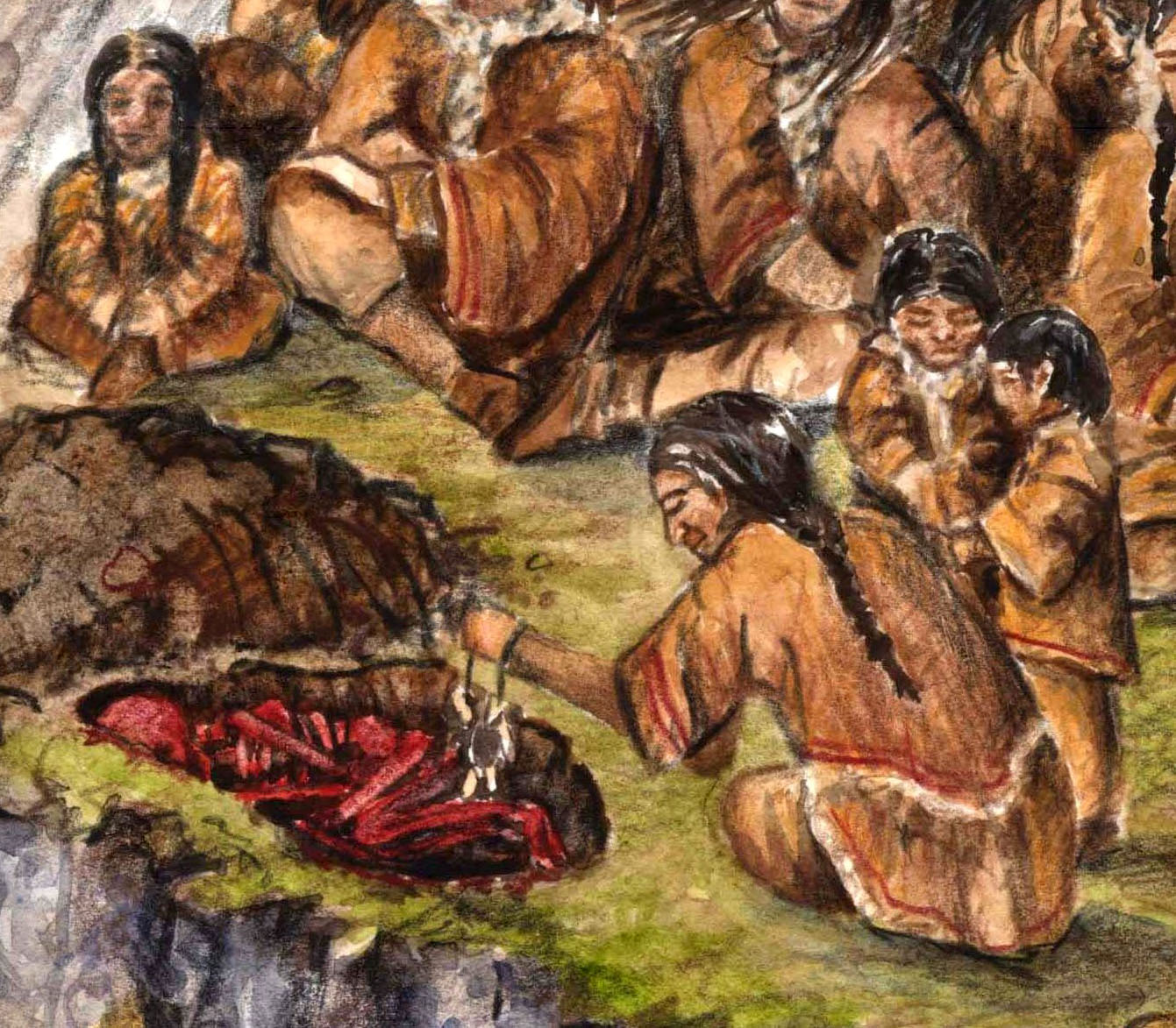 beothuk tribe The beothuk tribe of newfoundland is extinct as a cultural group it is represented in museum, historical and archaeological records reference links for this wiki.