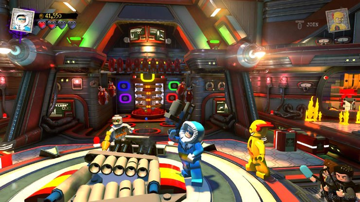 Lego DC Super-Villains Torrent Imagem