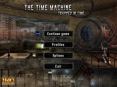 Game Gratis The Time Machine