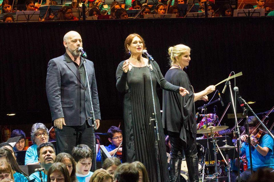 Darío Volonté y Vera Cirkovic - EIOJ 2015