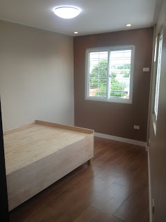 Bedroom of House and Lot for Sale in Quezon City