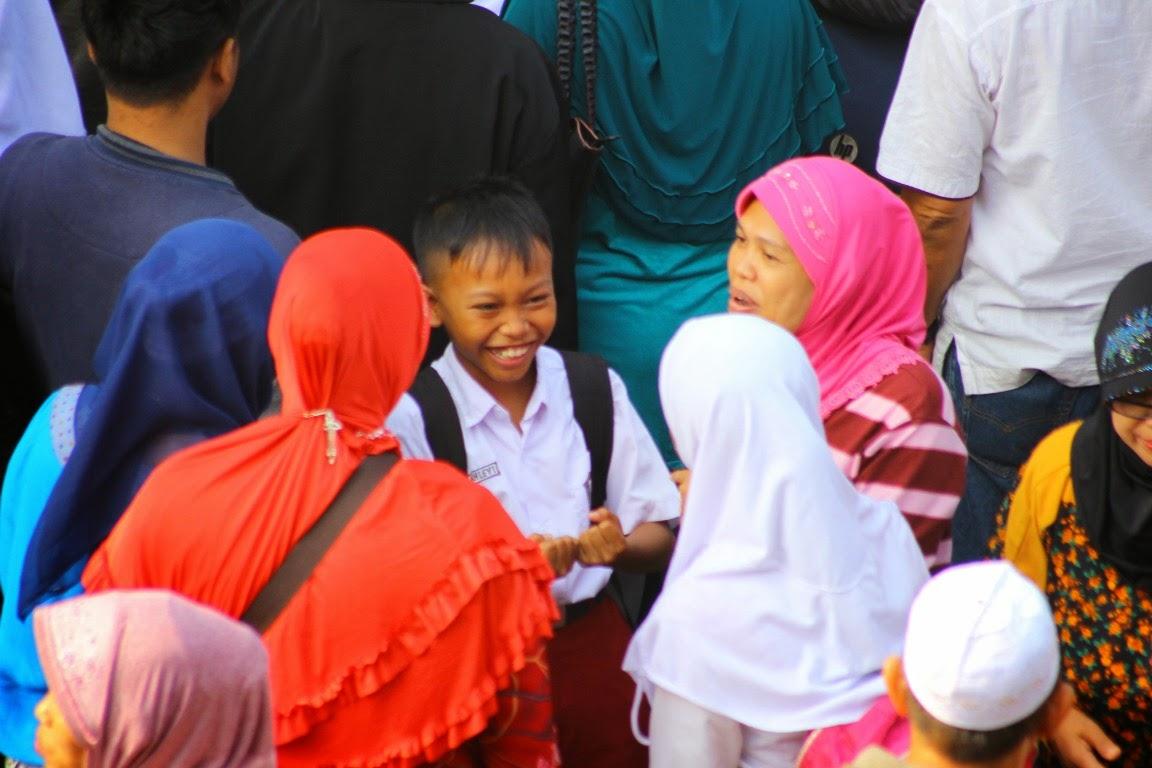 penerimaan siswa baru madrasah MTsN 33 Jakarta