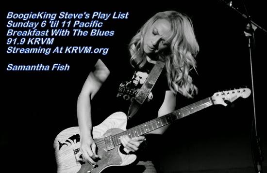 BoogieKing Steve's Play List