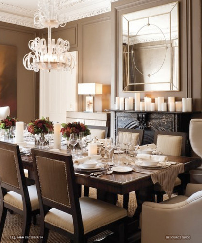 Pretty dining rooms emily ann interiors Pretty dining rooms