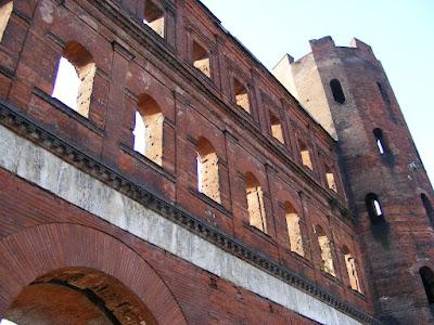 Turnurile palatine, Torino, Italia
