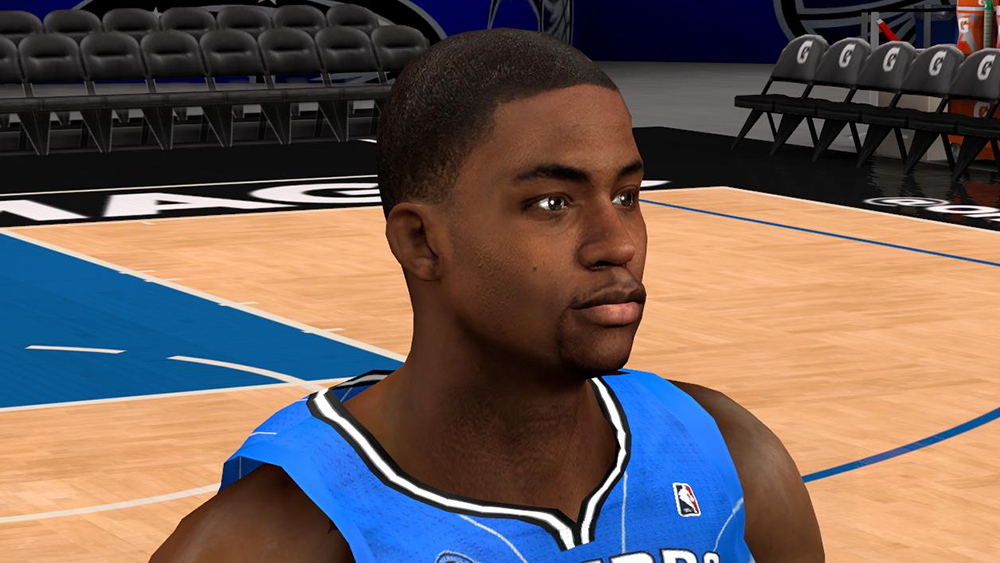 NBA 2K14 Maurice Harkless Cyberface Patch