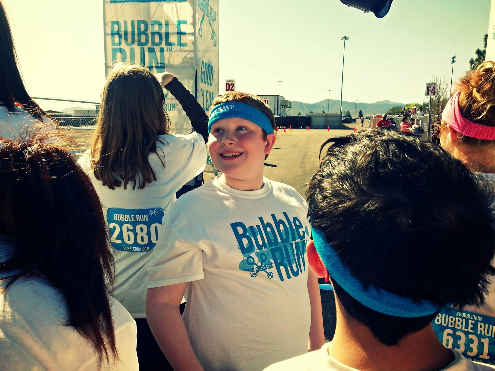 Bubble Run 2015...