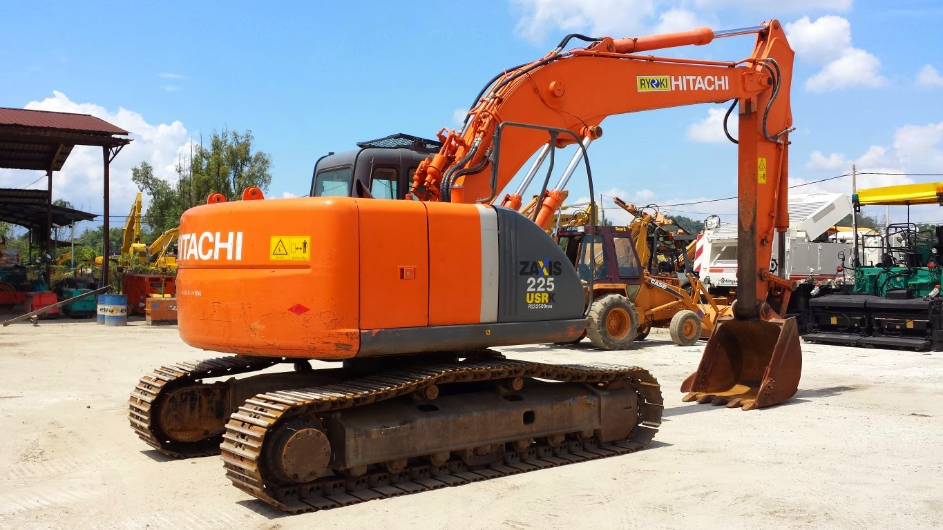 SSL Heavy Machinery Ipoh