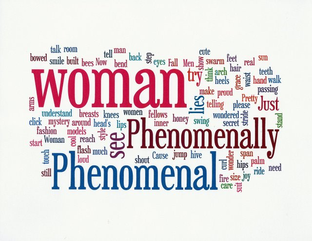 Phenomenal Woman Quotes Impressive Scan0002