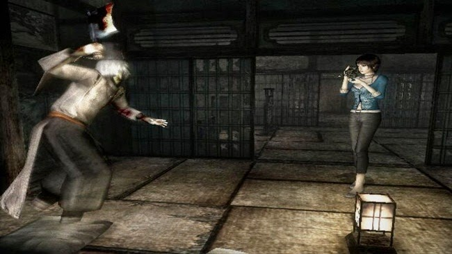 Fatal Frame III The Tormented PS2 Gameplay