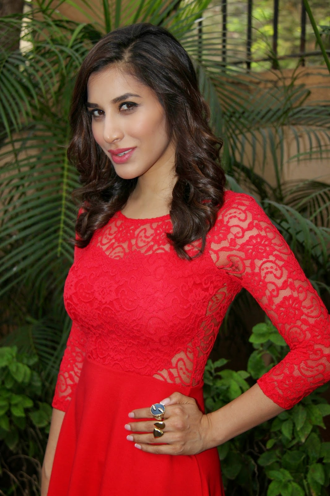 Sophie Choudry Pune CCIL New Year Bash Event Press Meet Photos