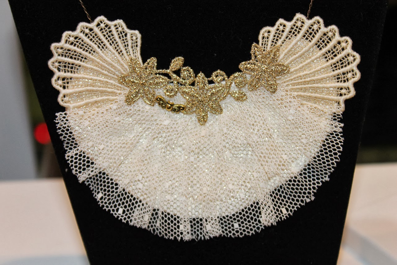 Pitusse by Lott, jewellery, complementos, lace, necklace, moda, tendencia