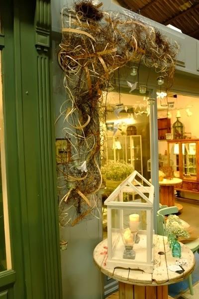 Mercantic lugares con encanto Eva Pons Josyas Studio Floral Sant Cugat