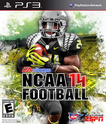 NCAA Football 14 PS3