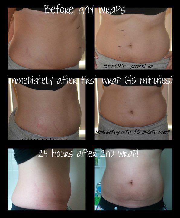 Life's Sweetest Little Blessings: Ultimate Body Wrap