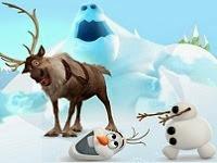 Frozen Carrera libre de Sven