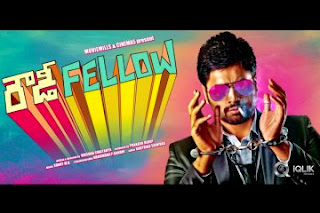 Nara Rohit's Rowdy Fellow release date review ratings