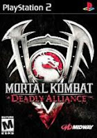 Kode Mortal Kombat Deadly Alliance bahasa Indonesia (Lengkap)