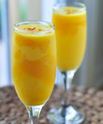 Recetas Rápidas: Receta malteada de mango