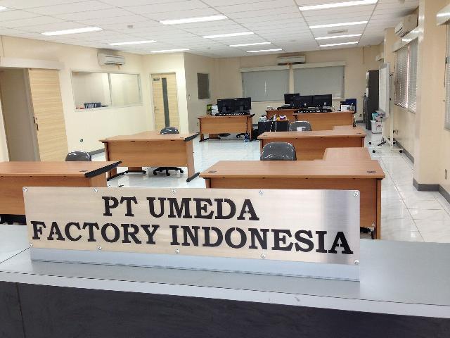 Lowongan Kerja PT. Umeda Factory Indonesia - Lowongan ...