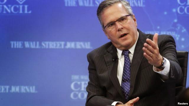 Jeb Bush manifiesta interés en ser presidente