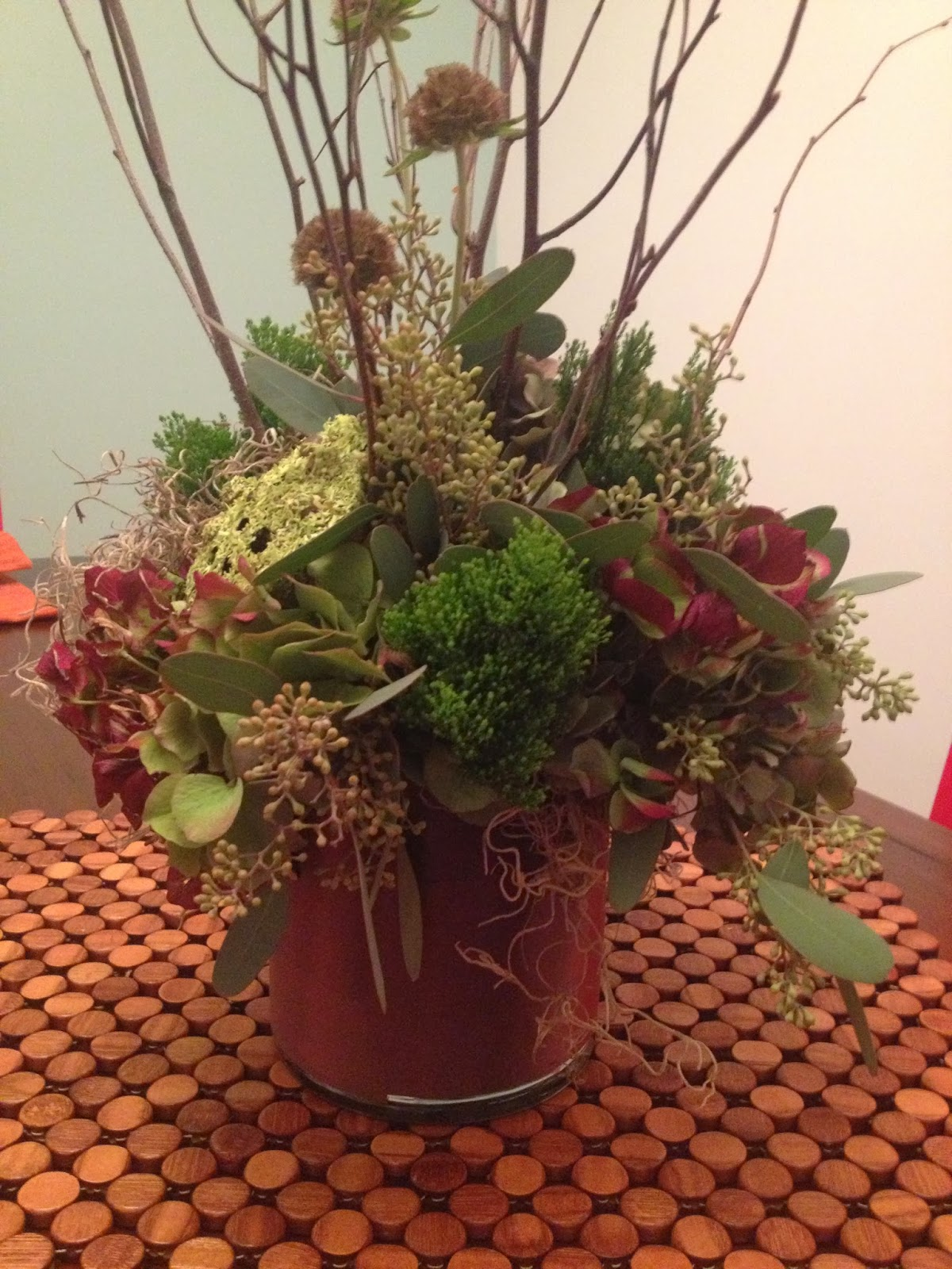 Helen Olivia Floral Design Classes Ingredient List From
