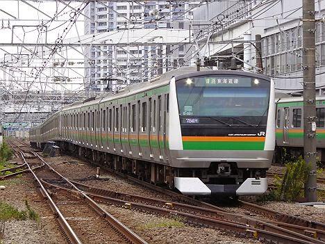 東海道線 普通 E233系