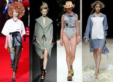 Tokyo Fashion Week ~ S/S 2013