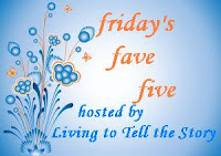 Friday&#39;s Fave Five