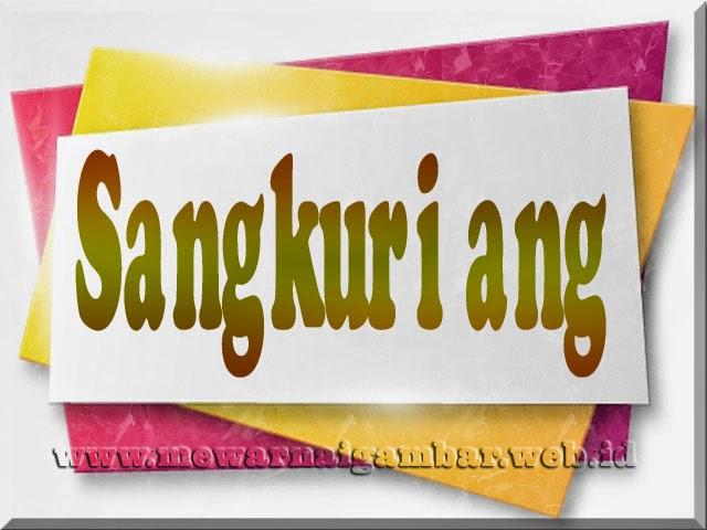 Cerita Rakyat Jawa Barat Sangkuriang