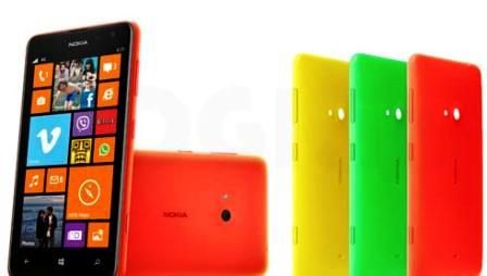 Nokia Lumia 625 New Features Design