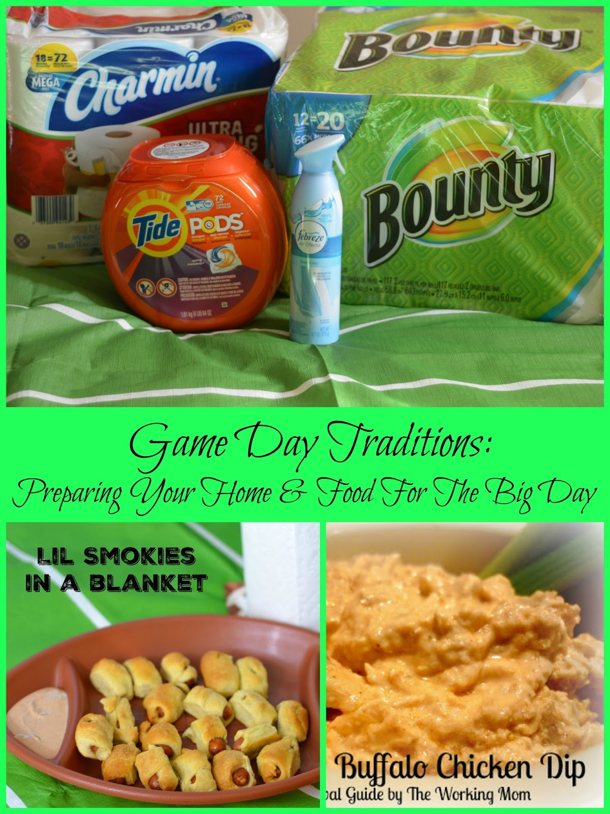 Game Day Traditions Recipes Preparing Our Home For The Big Day