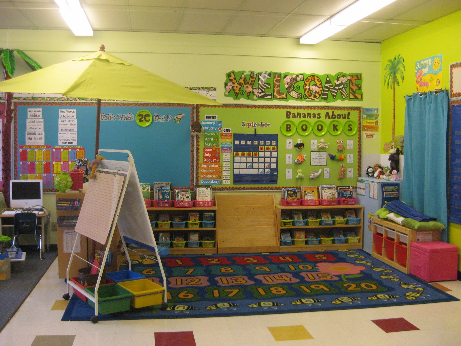 Primary Classroom Decoration Ideas ~ Classroom set up day primary teaching resources