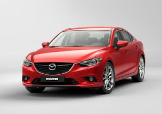 New Mazda6 sedan: Where good gets better