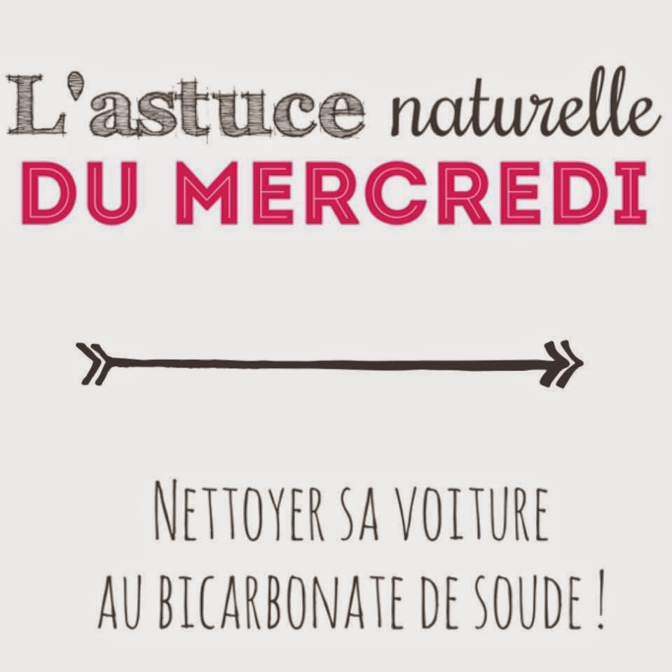 Des copines au naturel l 39 astuce naturelle du mercredi - Bicarbonate de sodium ou soude ...