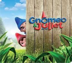 Juego de Gnomeo y Juliet la pelicula