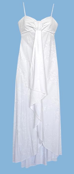 Hawaiian wedding dresses fashion trends latest fashion for Wedding dresses for hawaiian beach wedding