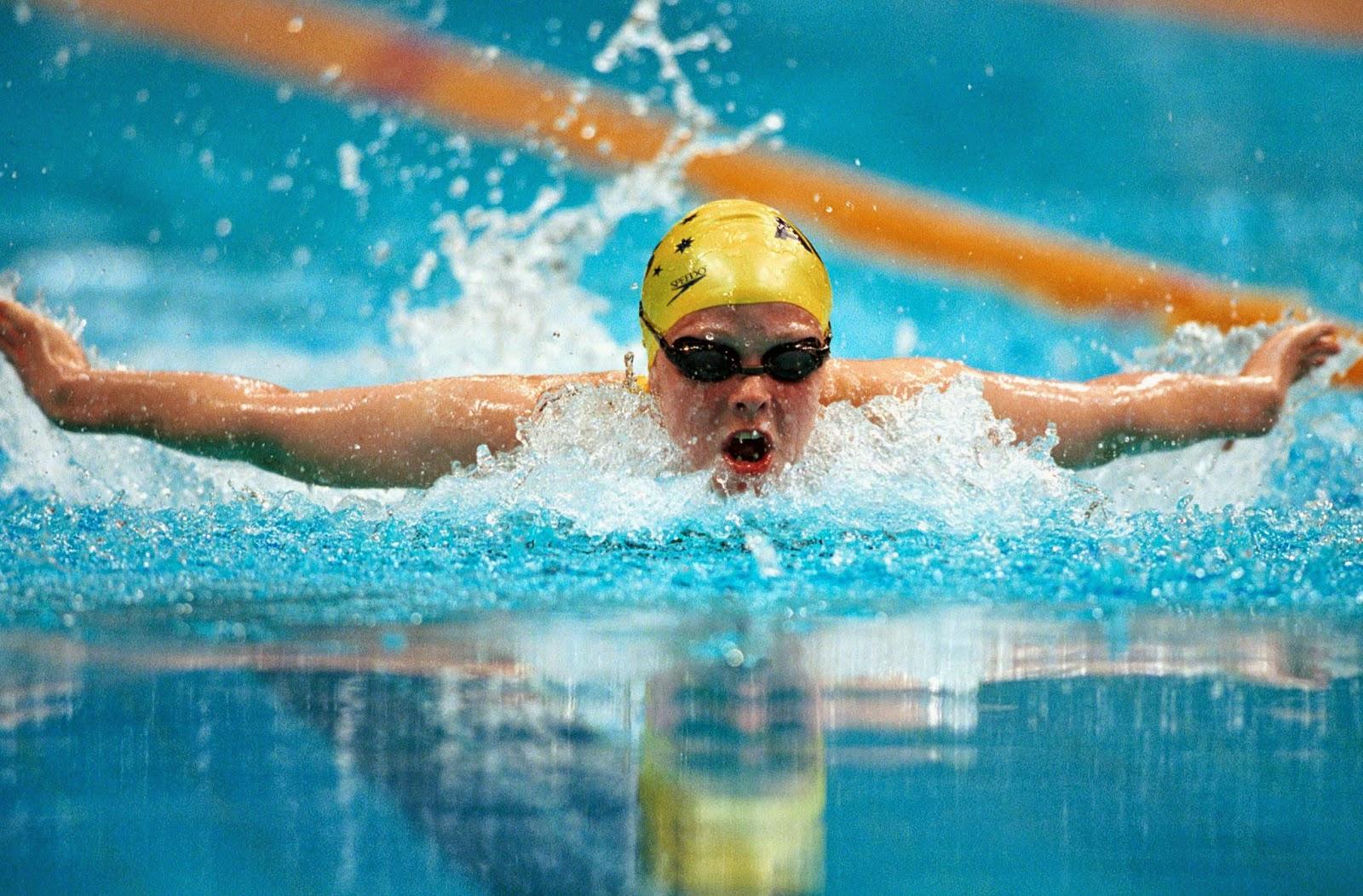 5 Manfaat Olahraga Renang Untuk Kesehatan