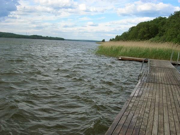Il lago Råbelövsjön