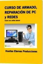 Curso con salida laboral.Reparación armado de PC y redes