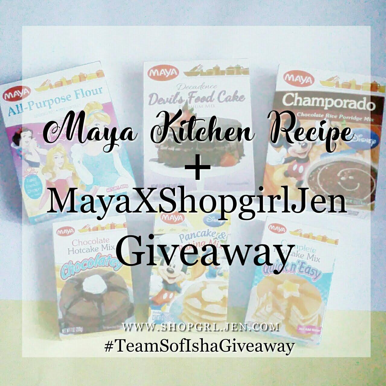 Maya X ShopgirlJen