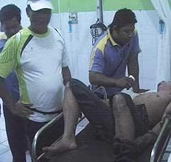 1 Tewas dan 1 Luka, 2 Penjambret Kecelakaan Saat Dikejar Polisi Ngawi