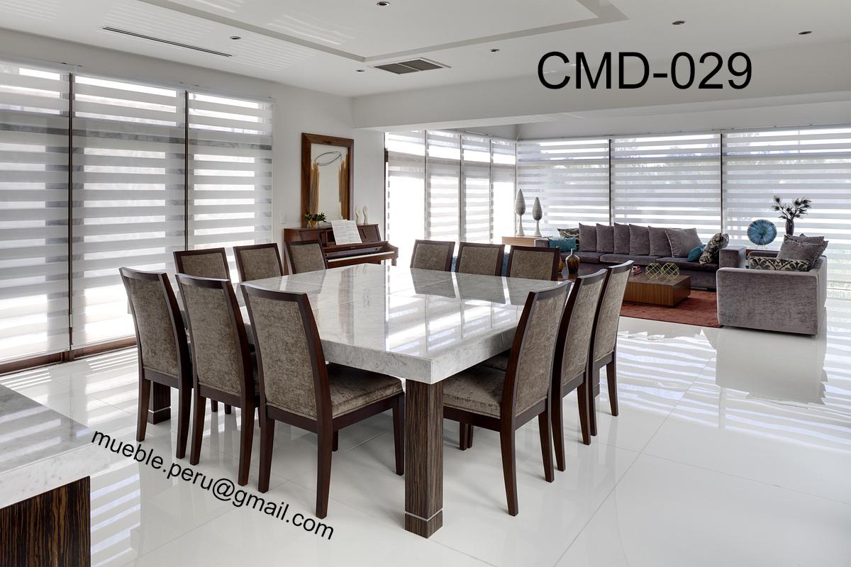 Mueble per muebles de sala comedores modernos for Mesas de comedor rectangulares