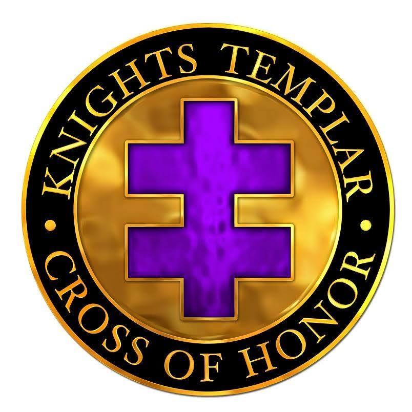 Traveling Templar Knights Templar Cross Of Honor